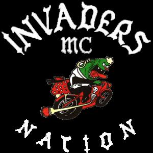 Invaders MC Main Logo